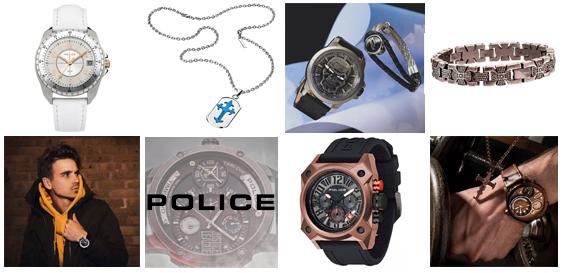 Orologi e Gioielli police