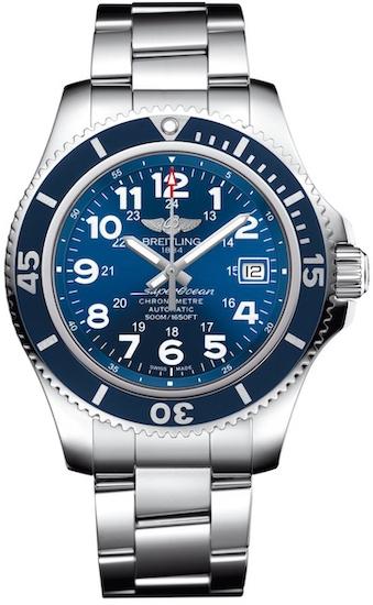 "Pánske hodinky Breitling ""SUPEROCEAN II 42"""