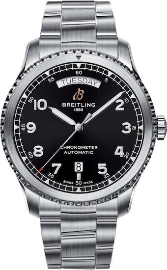"""Pánske hodinky Breitling """"NAVITIMER AVIATOR 8 AUTOMATIC DAY & DATE 41"""""""