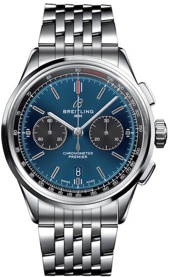 """Pánske hodinky Breitling """"PREMIER B01 CHRONOGRAPH 42"""""""