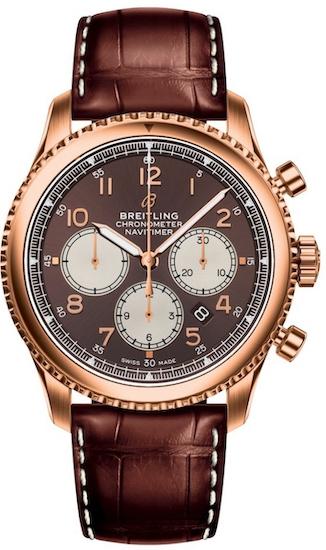"""Pánske hodinky Breitling """"NAVITIMER 8 B01 CHRONOGRAPH 43"""""""
