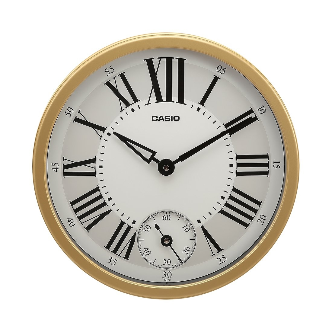 CASIO WALL CLOCK 35 x 35