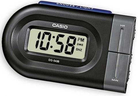 CASIO ALARM CLOCK Mod. DQ-543-1E