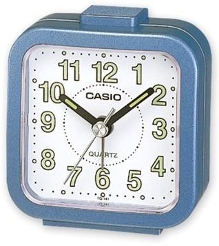 CASIO ALARM CLOCK Mod. TQ-141-2EF