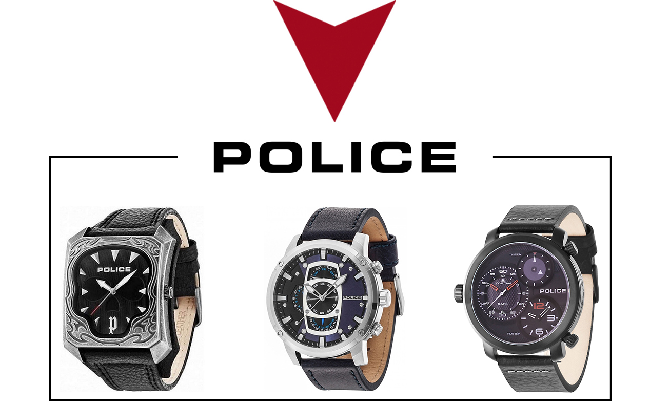 Police watches