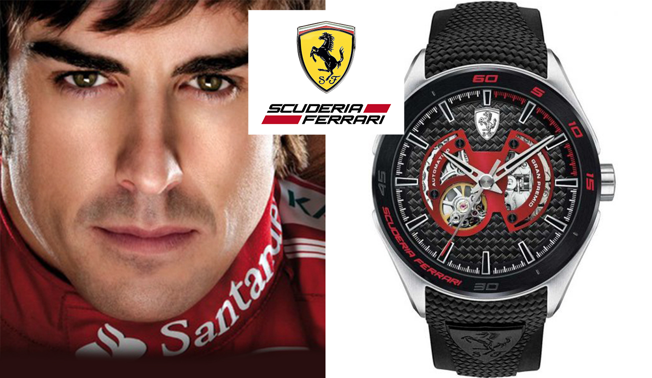 SCUDERIA FERRARI WATCHES