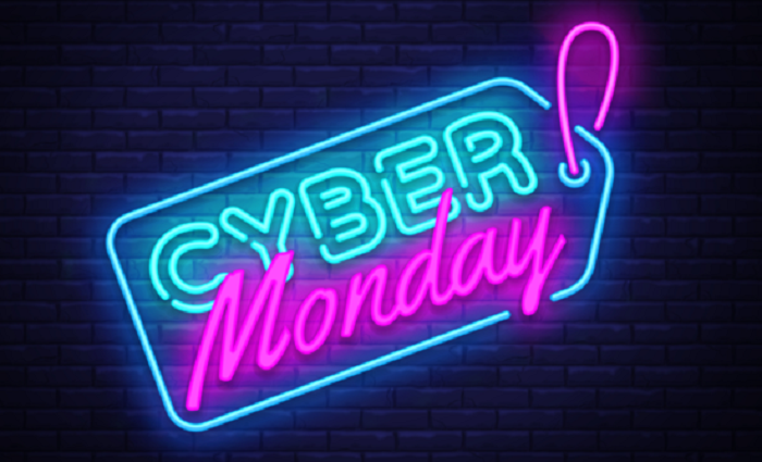 CYBER MONDAY PROMOTION