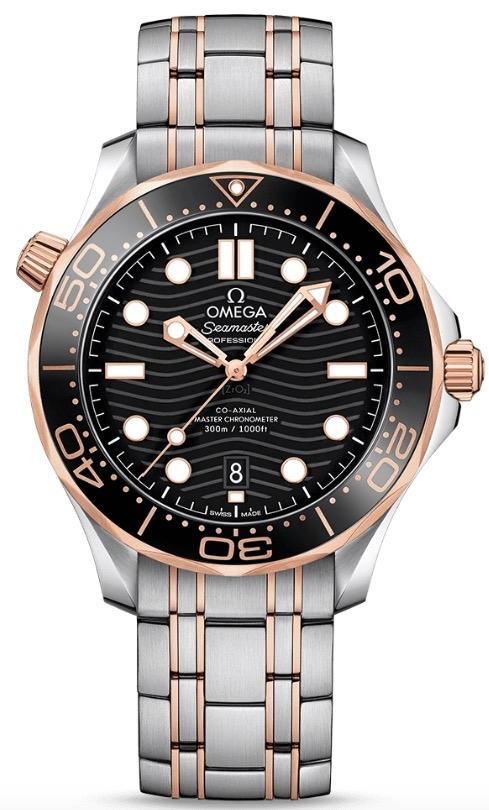 """Pánske hodinky Omega """"SEAMASTER PROFESSIONAL DIVER 300M"""""""