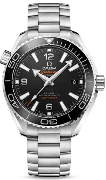 "Pánske hodinky Omega ""PLANET OCEAN 600M CO‑AXIAL MASTER CHRONOMETER 39.5 MM"""