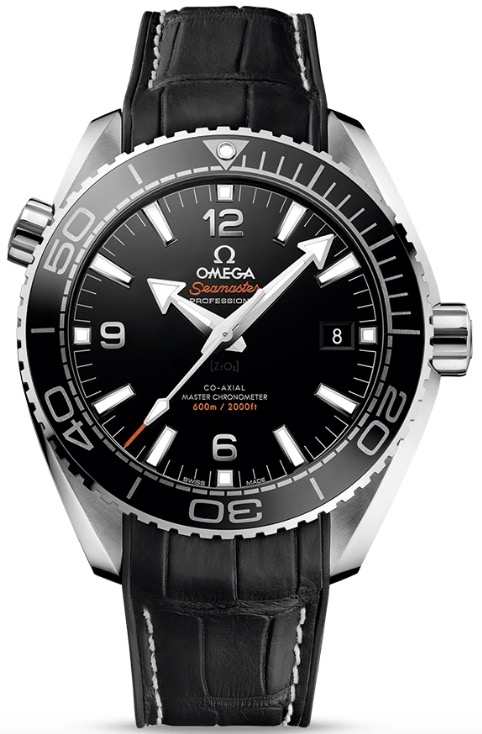 "Pánske hodinky Omega ""PLANET OCEAN 600M CO‑AXIAL MASTER CHRONOMETER 43.5 MM"""