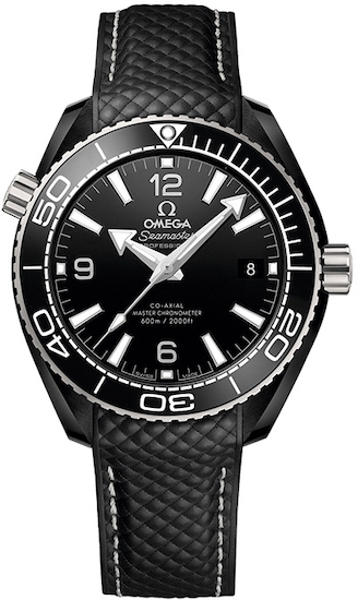 "Dámske hodinky Omega ""PLANET OCEAN 600M CO‑AXIAL MASTER CHRONOMETER 39.5 MM """