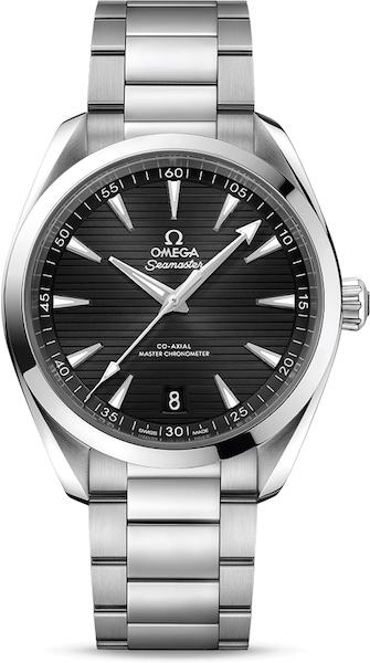 "Pánske hodinky Omega ""AQUA TERRA 150M CO‑AXIAL MASTER CHRONOMETER 41 MM"""