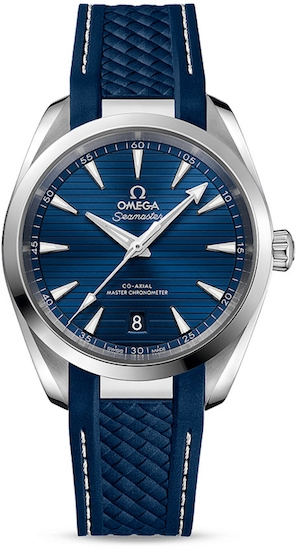 "Pánske hodinky Omega ""AQUA TERRA 150M CO‑AXIAL MASTER CHRONOMETER 38 MM"""