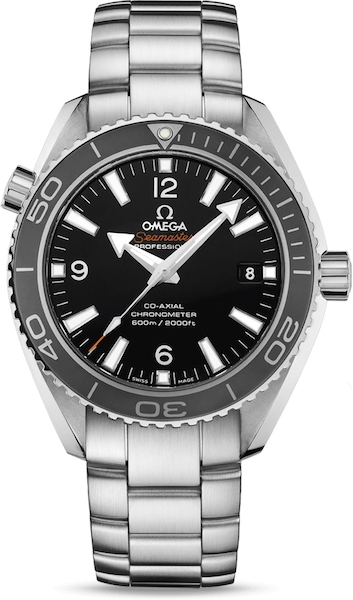 "Pánske hodinky Omega ""PLANET OCEAN 600M CO‑AXIAL 42 MM"""