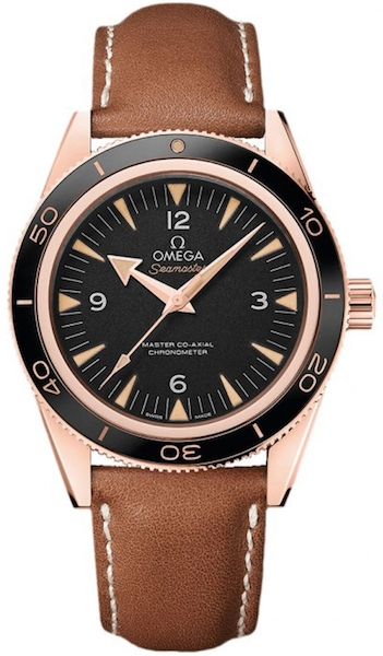 "Pánske hodinky Omega ""SEAMASTER 300 MASTER CO‑AXIAL 41 MM"""