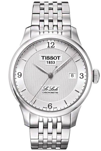 "Pánske hodinky Tissot ""LE LOCLE AUTOMATIC COSC"""