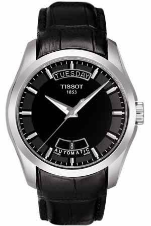 "Pánske hodinky Tissot ""COUTURIER AUTOMATIC"""