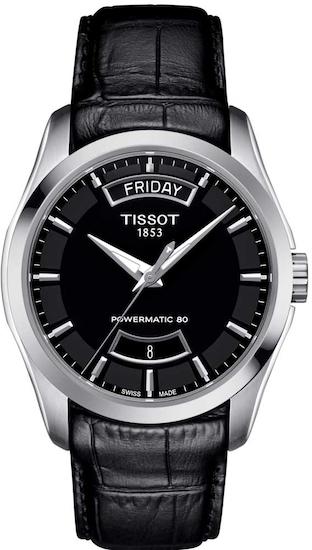 """Pánske hodinky Tissot """"COUTURIER POWERMATIC 80"""""""