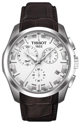 """Pánske hodinky Tissot """"COUTURIER GMT"""""""