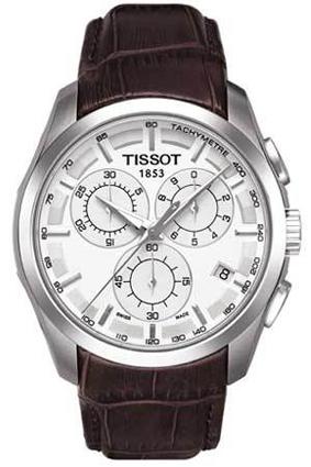 """Pánske hodinky Tissot """"COUTURIER CHRONOGRAPH"""""""