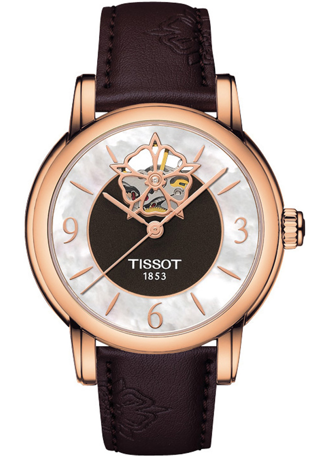 "Dámske hodinky Tissot ""LADY HEART POWERMATIC 80"""