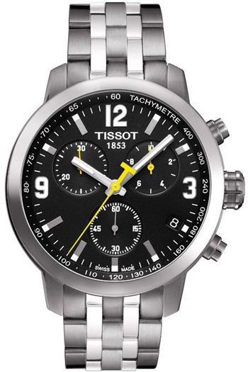 """Pánske hodinky Tissot """"PRC 200 CHRONOGRAPH"""""""