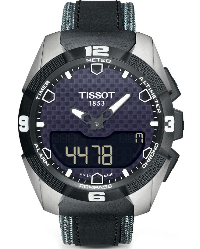"""Pánske hodinky Tissot """"T-TOUCH EXPERT SOLAR"""""""