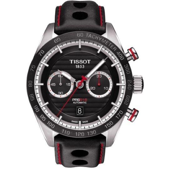 "Pánske hodinky Tissot ""PRS 516 AUTOMATIC CHRONOGRAPH"""