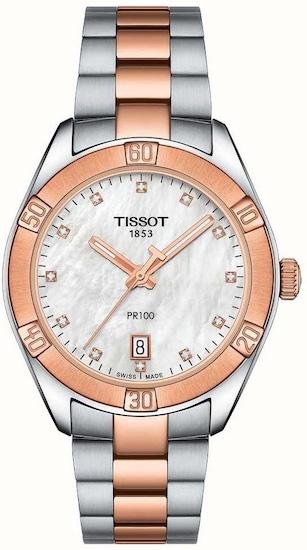 "Dámske hodinky Tissot ""PR 100 SPORT CHIC"""