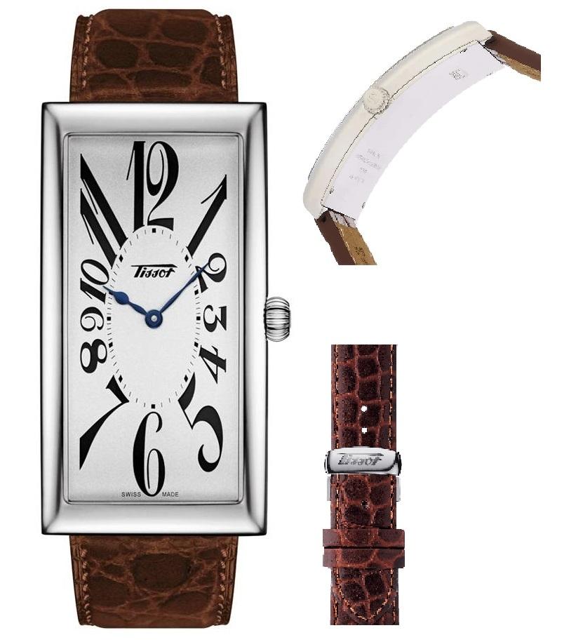 "Pánske hodinky Tissot ""HERITAGE BANANA CENTENARY EDITION"""