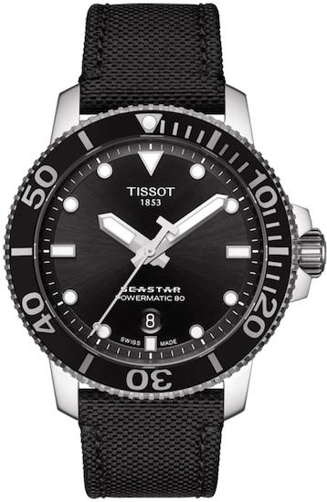 "Pánske hodinky Tissot ""SEASTAR 1000 POWERMATIC 80"""