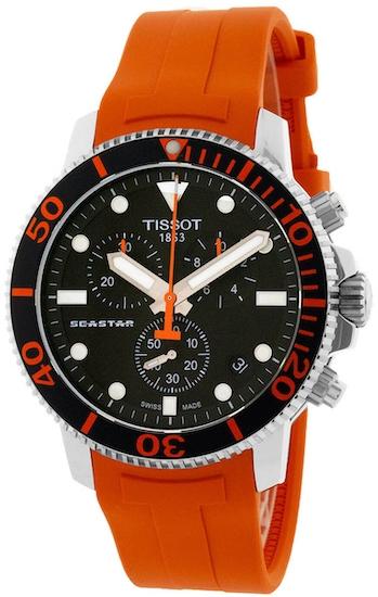 """Pánske hodinky Tissot """"SEASTAR 1000 CHRONOGRAPH"""""""