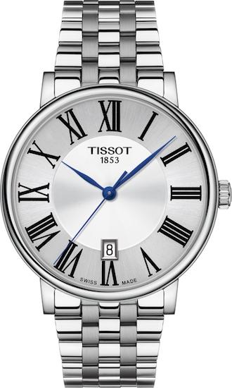 "Pánske hodinky Tissot ""BRIDGEPORT"""