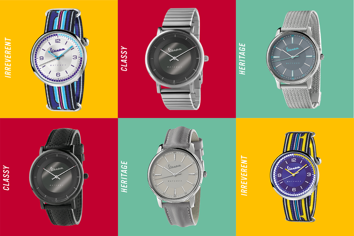 vespa watches